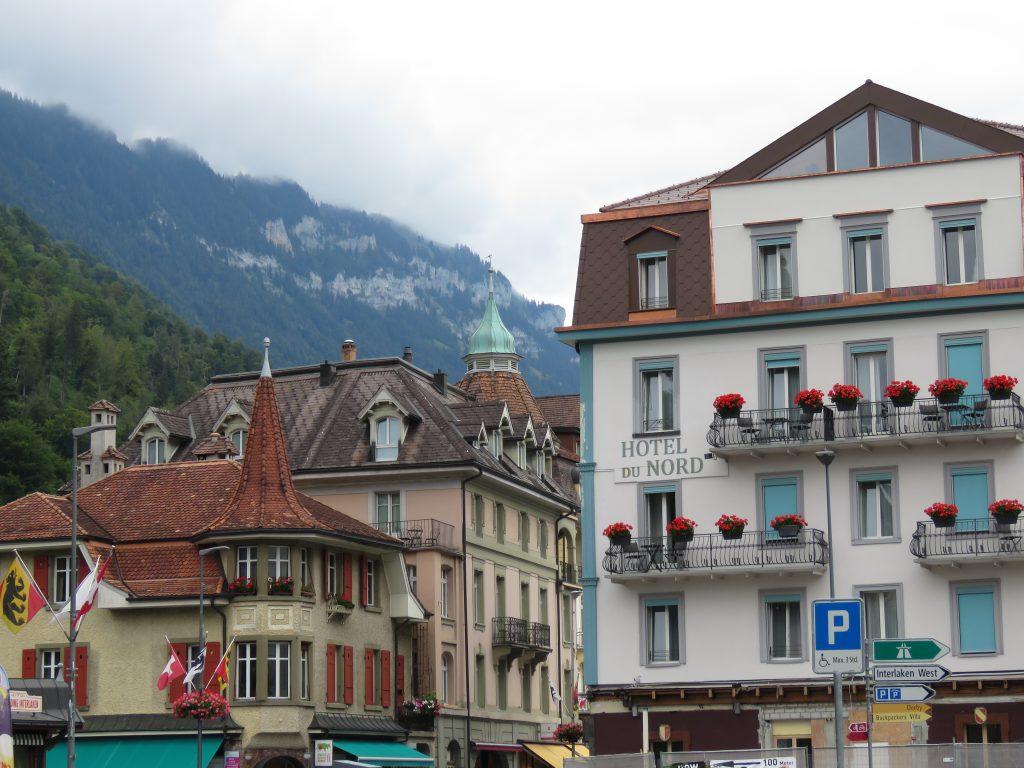 Starówka Interlaken