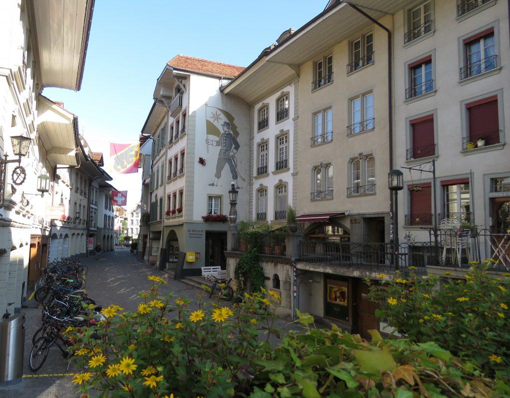 Obere Hauptgasse w Thun