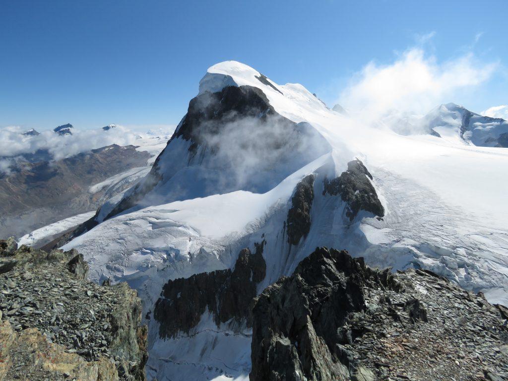 Punkt widokowy na Klein Matterhorn