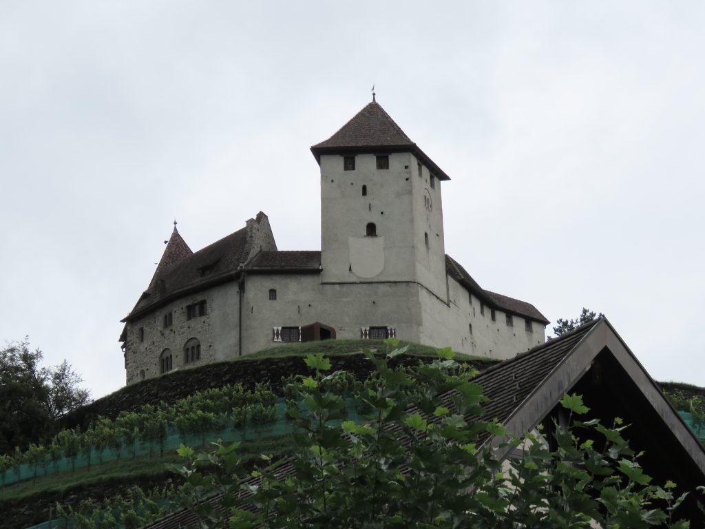 Burg Gutenberg w Liechtensteinie