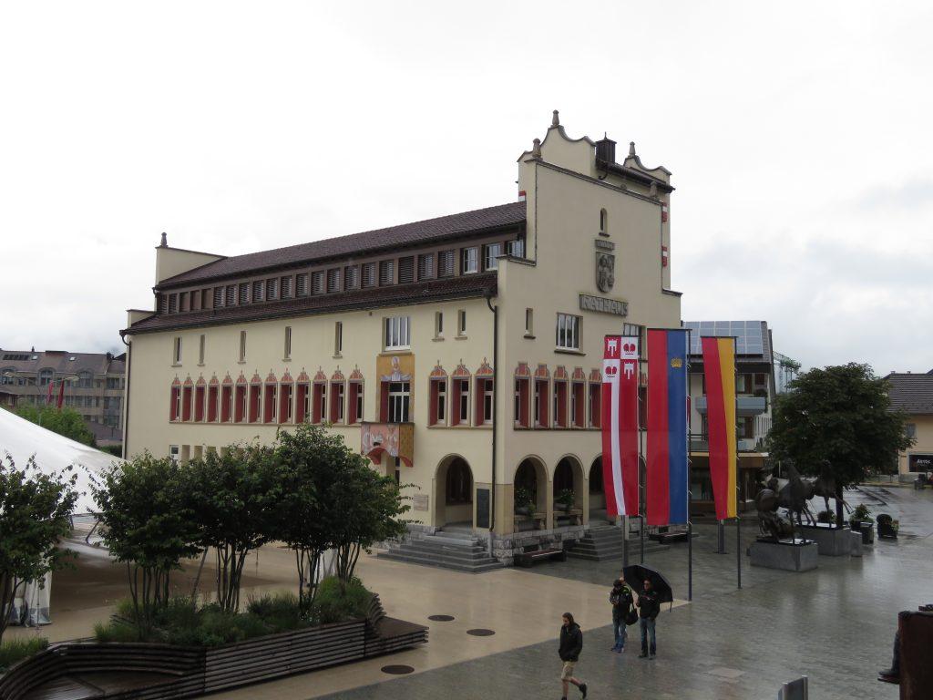 Ratusz w Vaduz