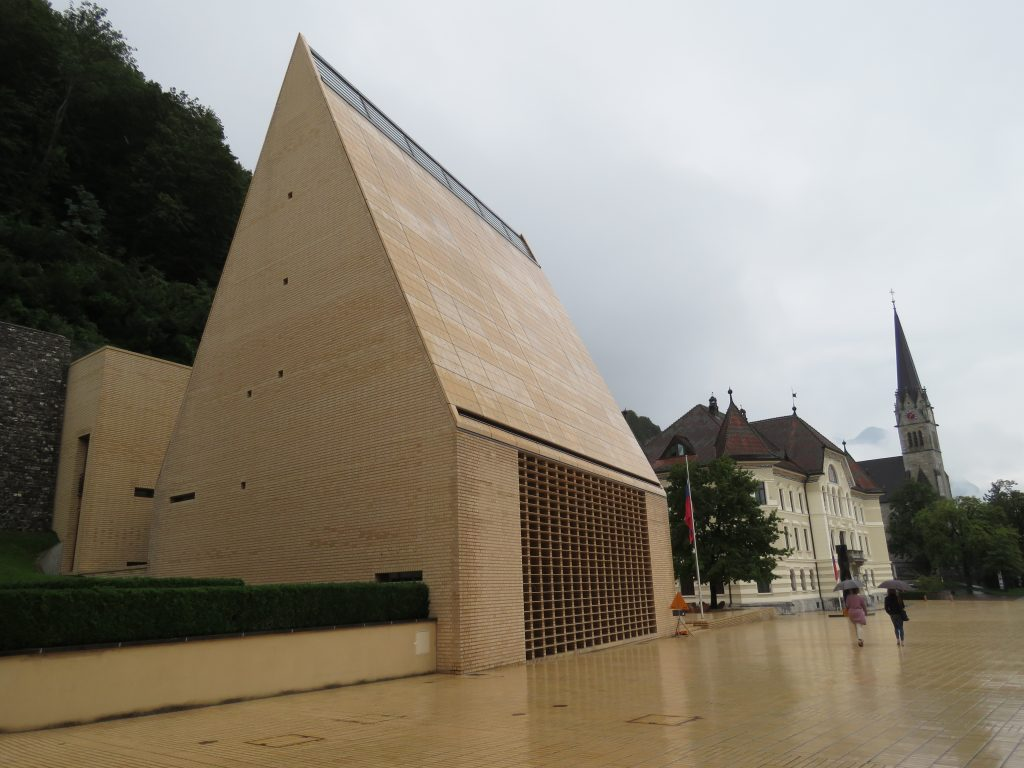 Parlament w Vaduz